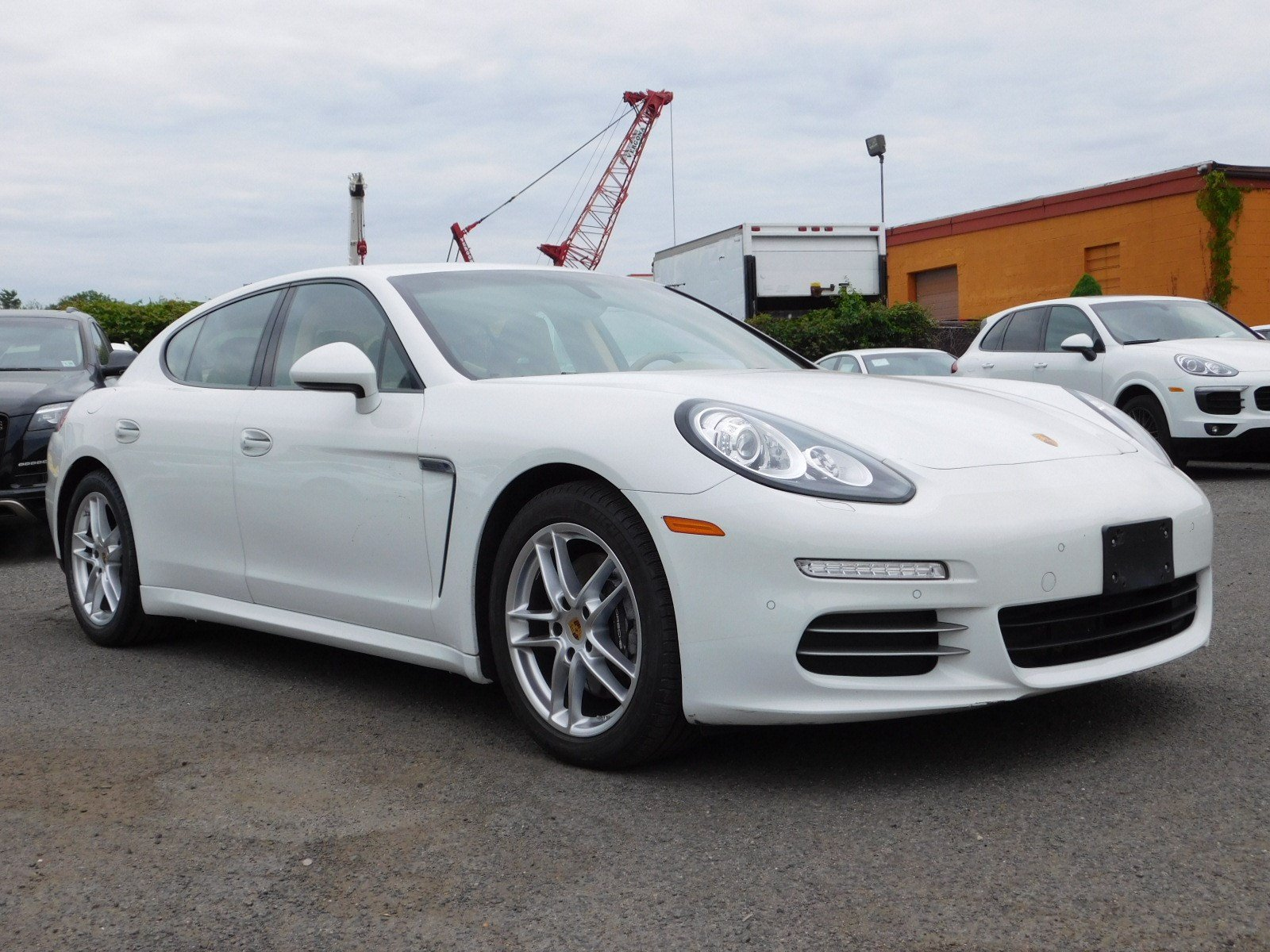 Certified Pre-Owned 2016 Porsche Panamera 4