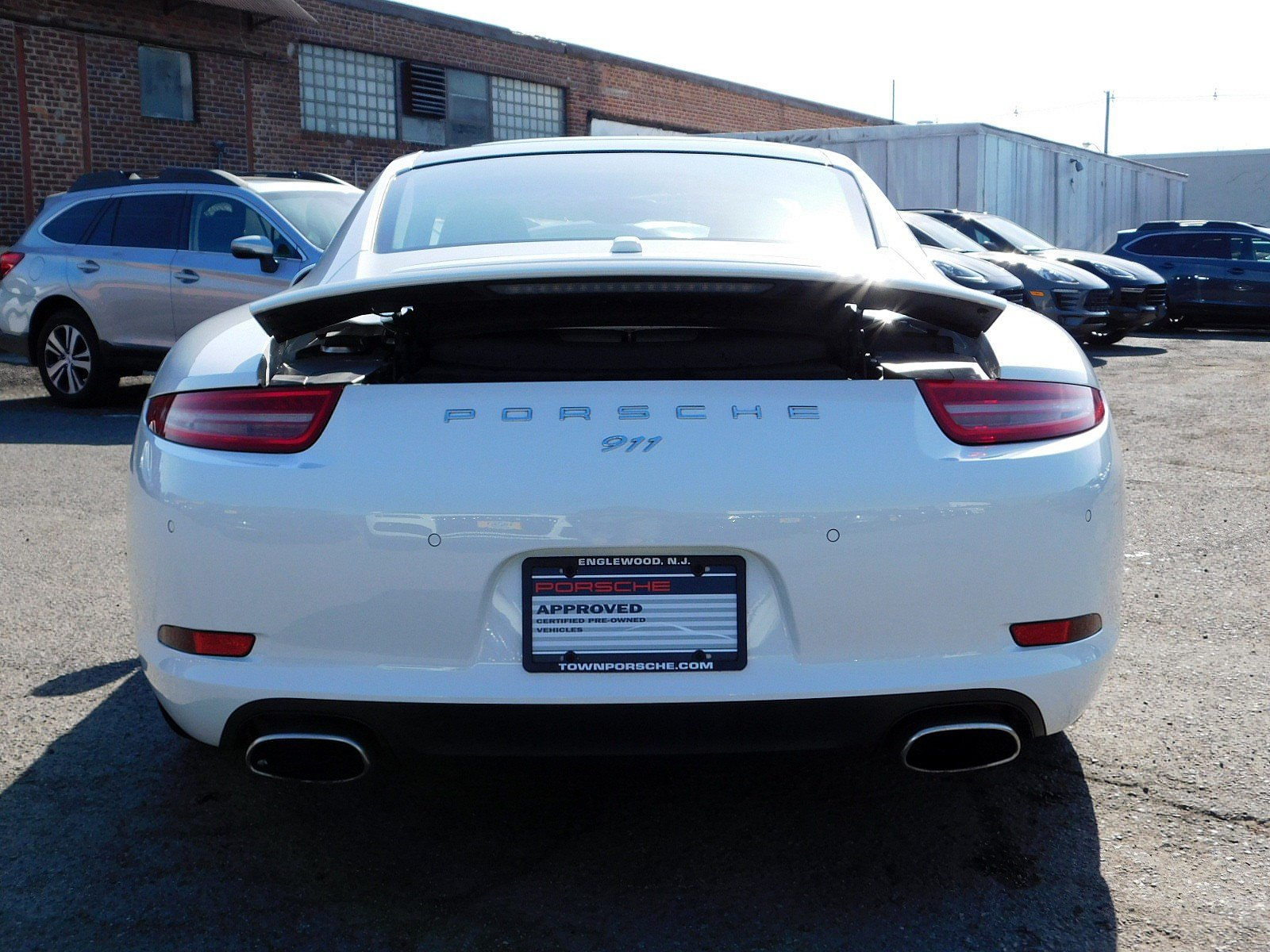 Certified Pre-Owned 2016 Porsche 911 Carrera