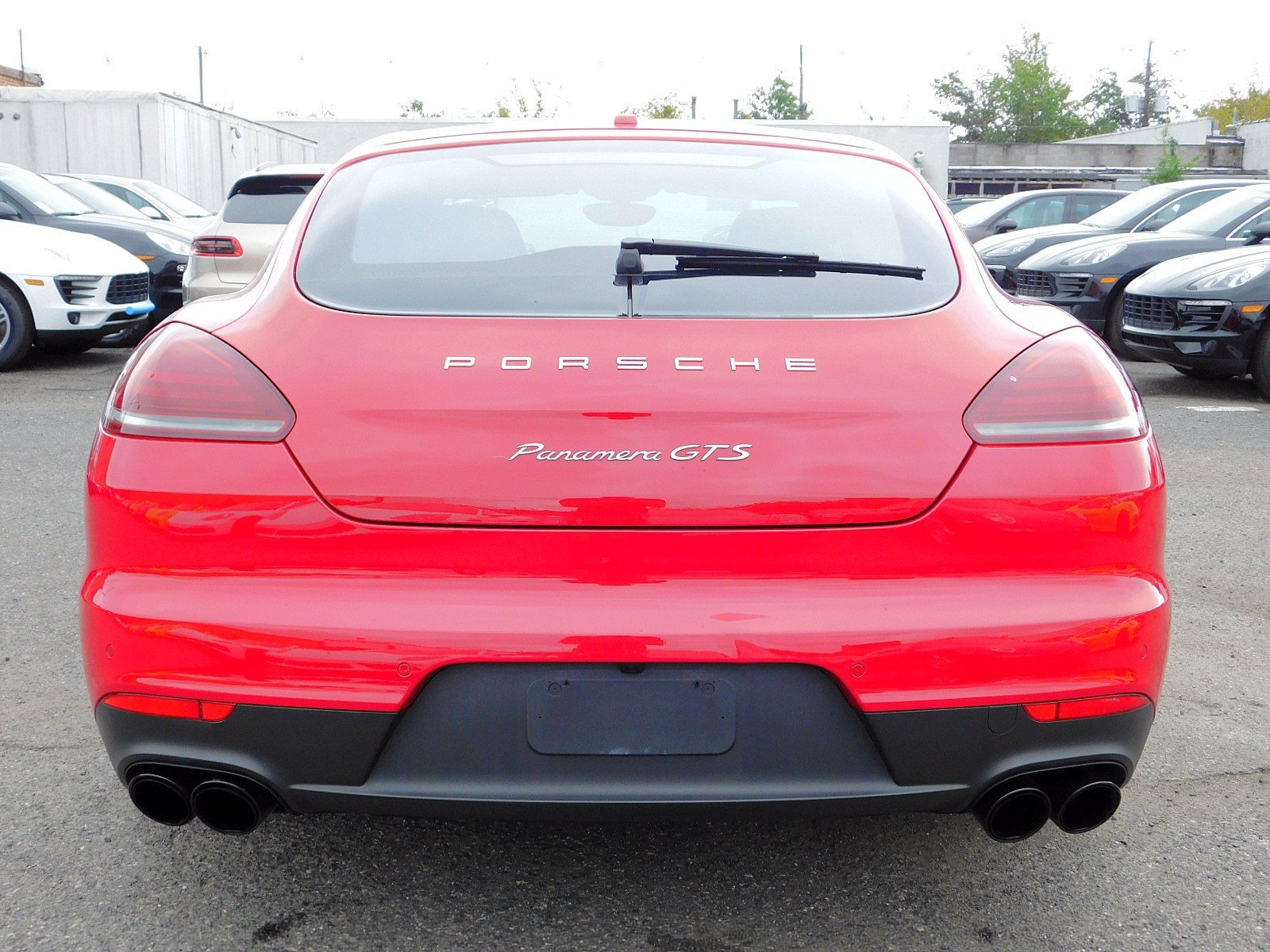 Certified Pre-Owned 2016 Porsche Panamera GTS