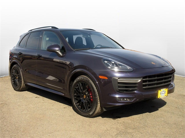 Certified Pre,Owned 2017 Porsche Cayenne GTS