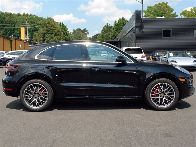 Pre-Owned 2017 Porsche Macan Turbo