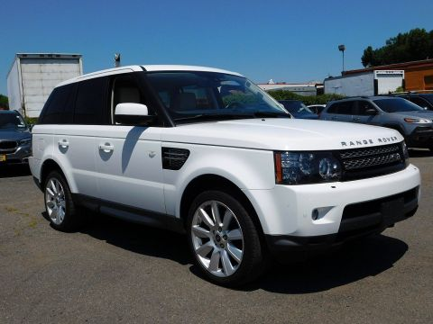 Pre-Owned 2013 Land Rover Range Rover Sport HSE LUX