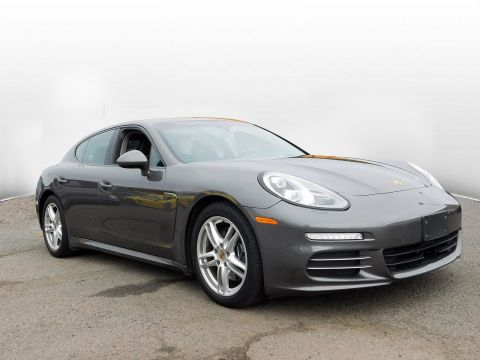 Certified Pre-Owned 2015 Porsche Panamera 4