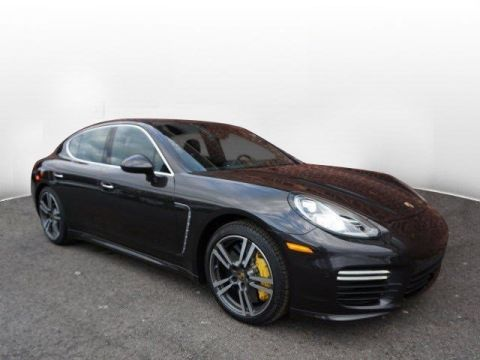 Pre-Owned 2015 Porsche Panamera Turbo S